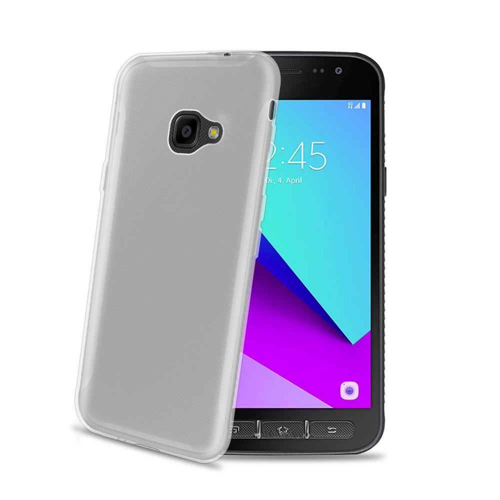 CELLY Gelskin silikonové pouzdro Samsung Galaxy Xcover 4 (G390) bezbarvé