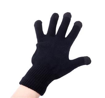 Rukavice NATEC na dotykový displej black