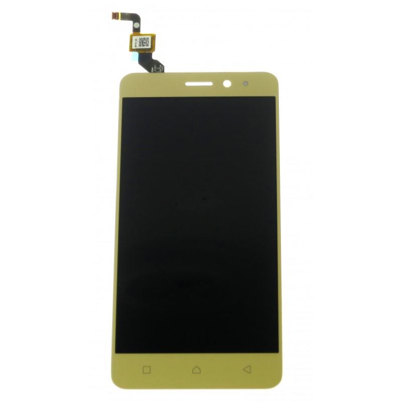 LCD + dotyková deska Lenovo K6/K6 Power gold