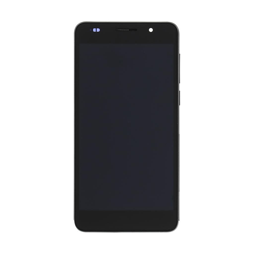 LCD + dotyk + přední kryt pro Honor 6 Black