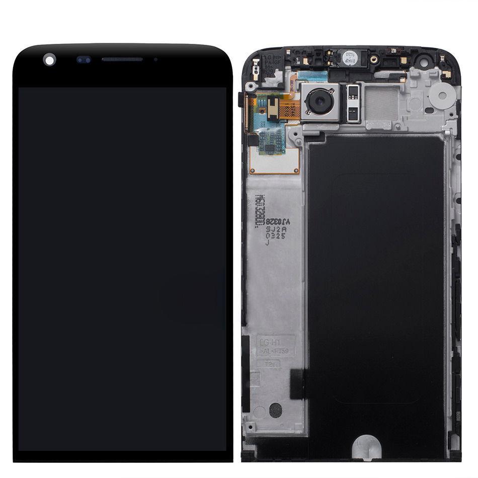 LCD + dotyková deska LG G5 black