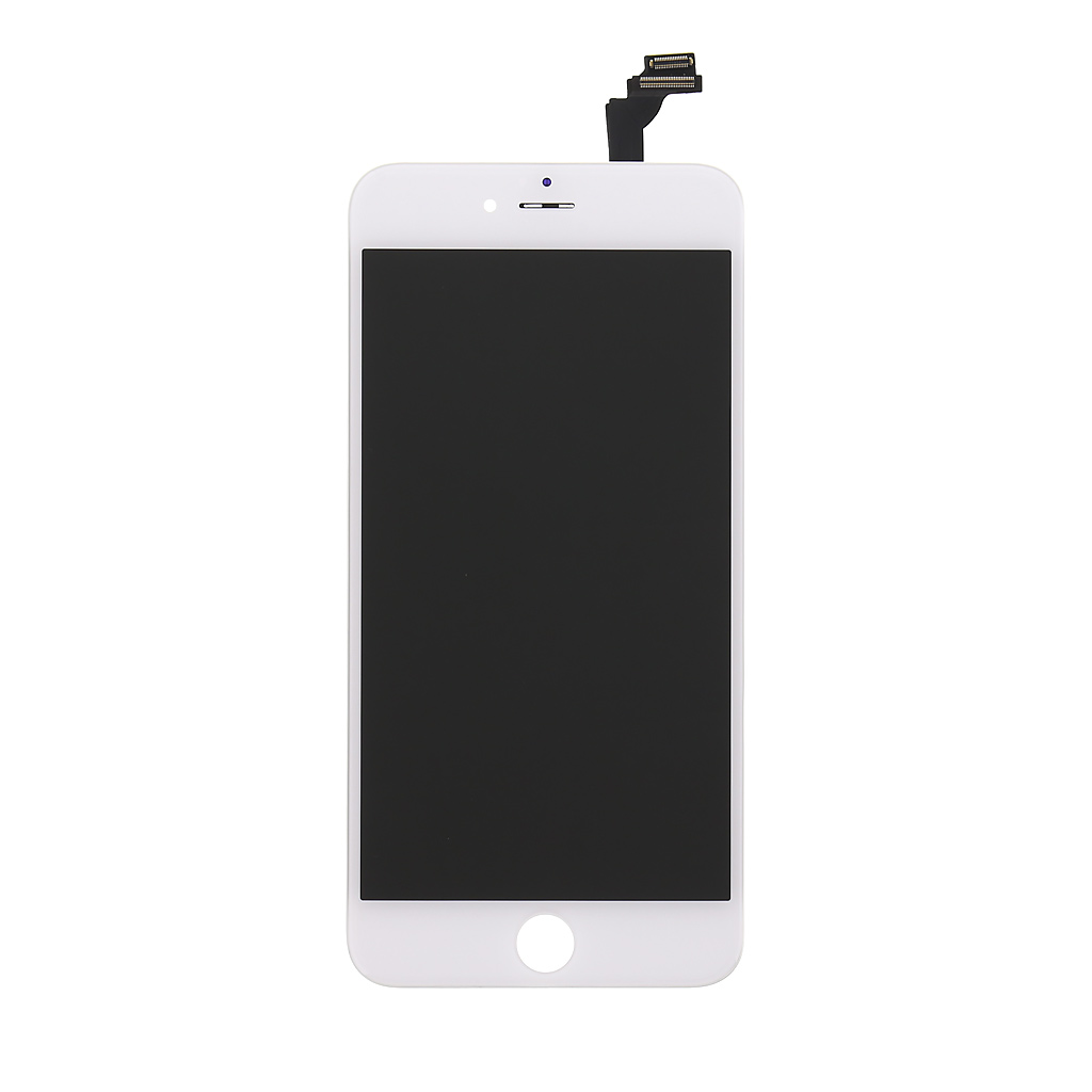 LCD + dotyková deska pro Apple iPhone 6 Plus, white Class A