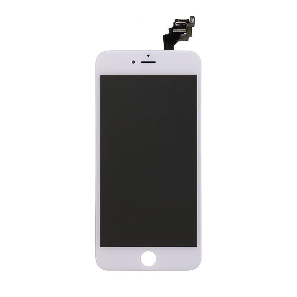 LCD + dotyková deska pro Apple iPhone 6 Plus white vč. Small Parts