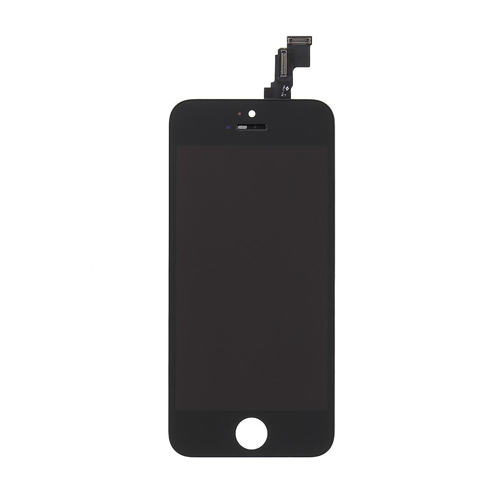 LCD + dotyková deska pro Apple iPhone 5C black Class A