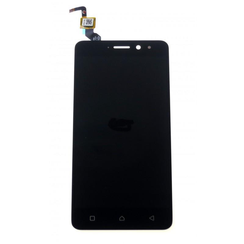 LCD + dotyková deska pro Lenovo K6 Power black