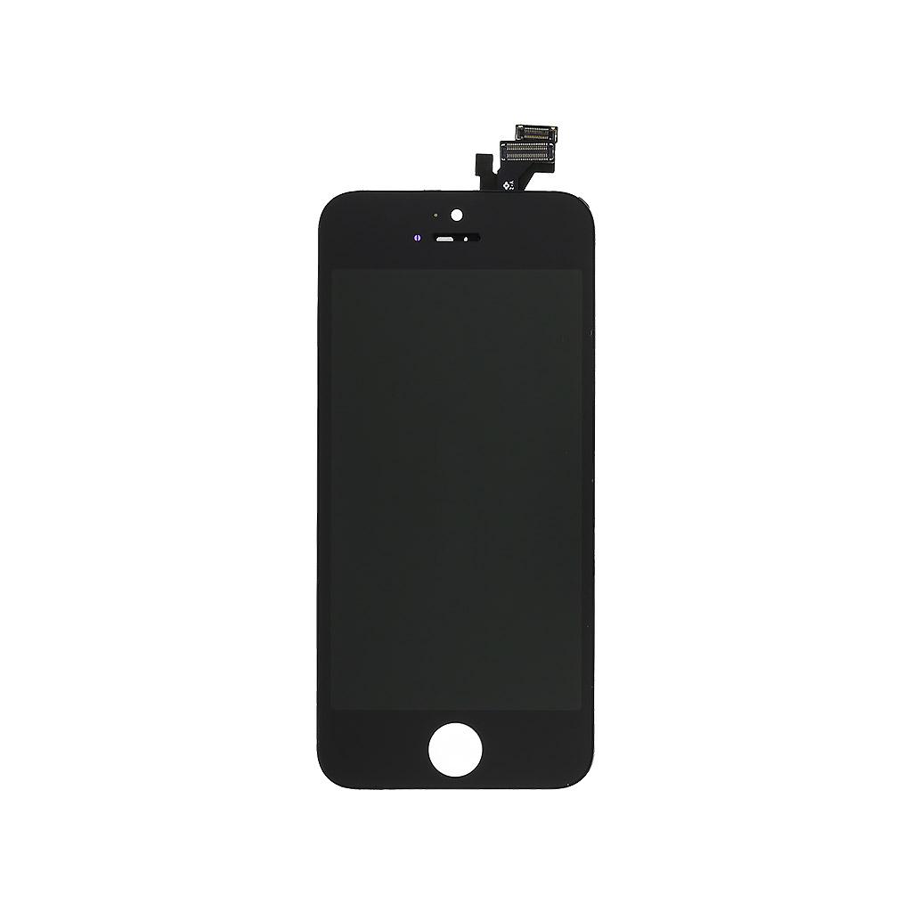 LCD + dotyková deska pro Apple iPhone 5 black Class A
