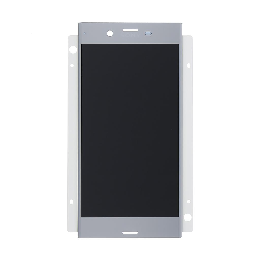 LCD + dotyková deska pro Sony Xperia XZ (Service Pack) silver