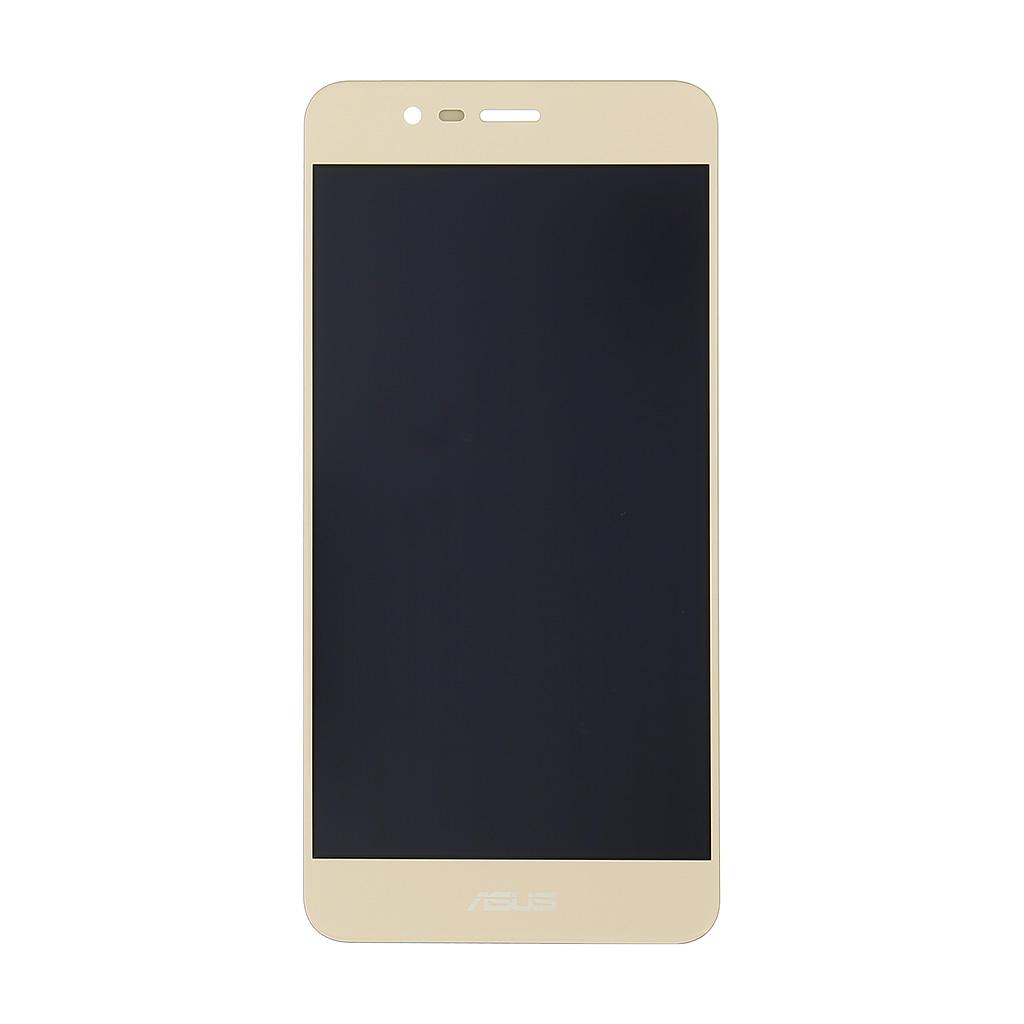 LCD + dotyková deska pro Asus ZenFone 3 Max ZC520TL gold
