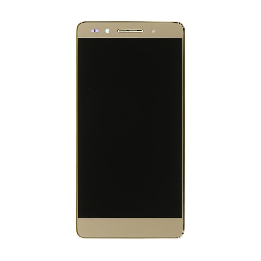 LCD + dotyková deska + přední kryt pro Honor 7 gold