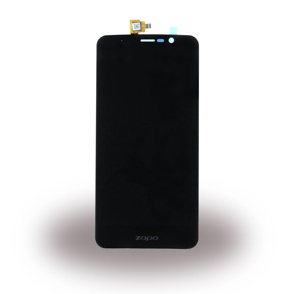 LCD + dotyková deska pro Zopo ZP951 Speed 7 black