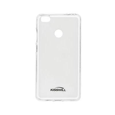 Silikonové pouzdro Kisswill pro Xiaomi Mi A1 bezbarvé
