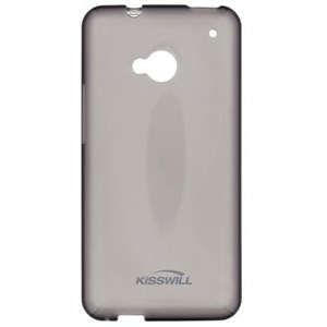 Silikonové pouzdro Kisswill pro Xiaomi Mi A1 black