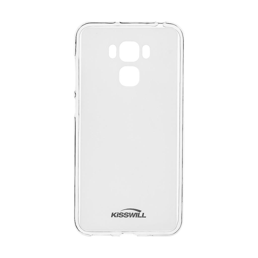 Silikonové pouzdro Kisswill pro Samsung N950 Galaxy Note 8 bezbarvé
