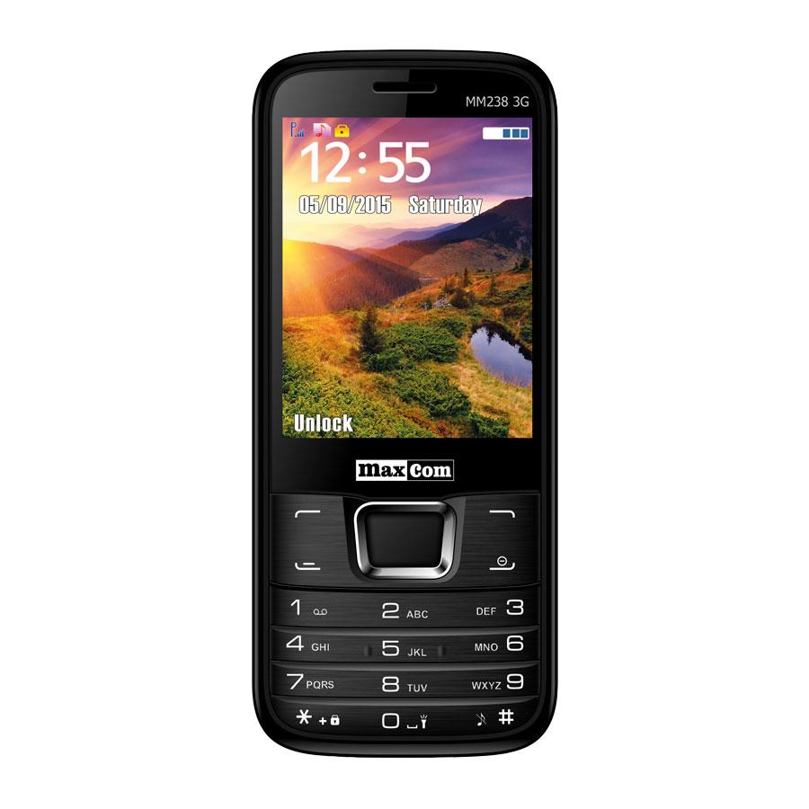 MaxCom Classic MM238 3G Black