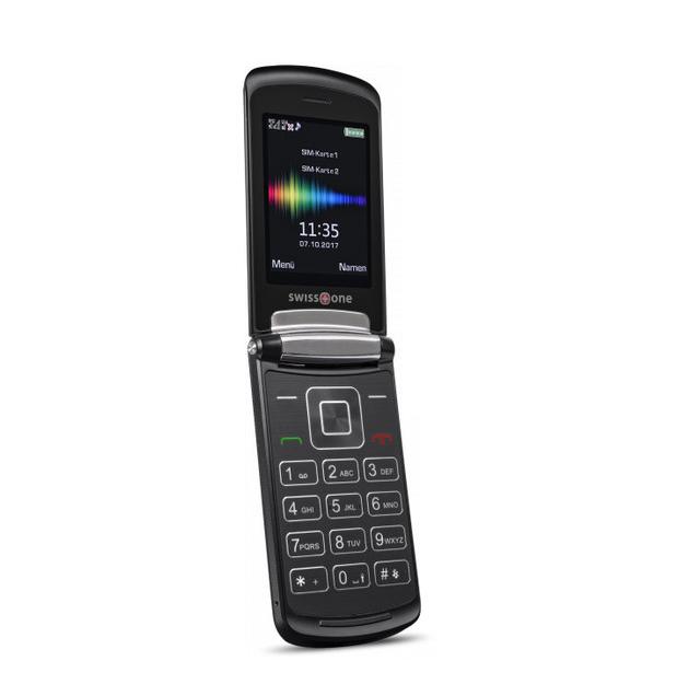 Swisstone SC 710 Dual SIM Black
