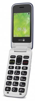 Mobilní telefon Doro 2414 Blue
