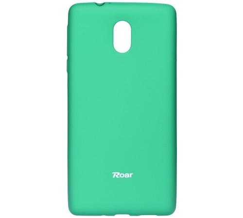Pouzdro Roar Colorful Jelly Case Nokia 3 mátová