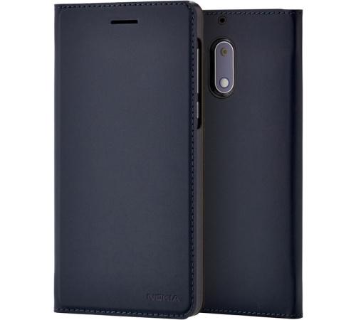 Nokia Slim Flip CP-301 pouzdro Nokia 6 blue
