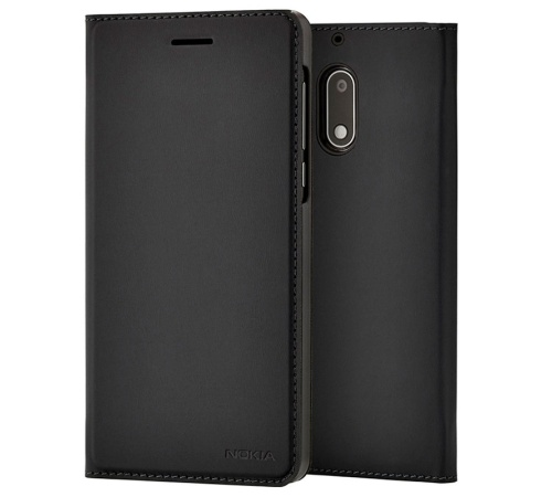 Nokia Slim Flip CP-301 pouzdro Nokia 6 black