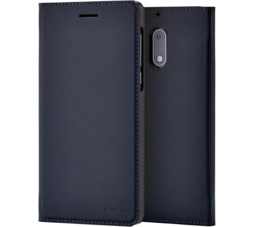 Nokia Slim Flip CP-302 pouzdro Nokia 5 blue