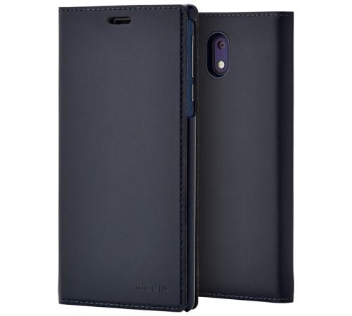 Nokia Slim Flip CP-303 pouzdro Nokia 3 blue
