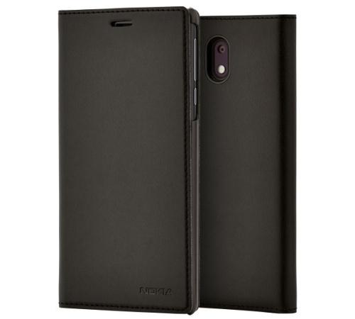 Nokia Slim Flip CP-303 pouzdro Nokia 3 black