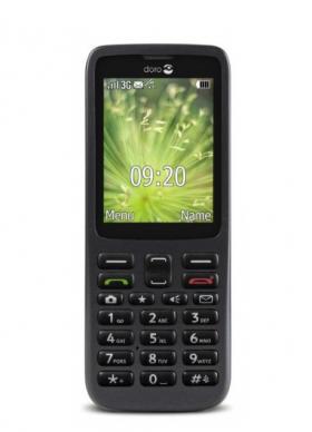 Mobilní telefon Doro 5516 Graphite