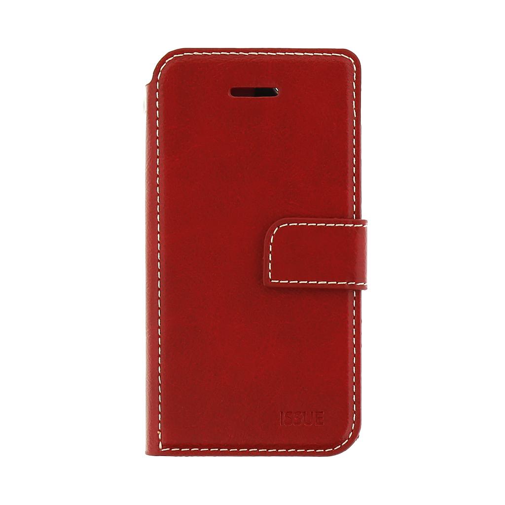 Molan Cano Issue flipové pouzdro Samsung Galaxy J3 2016 red