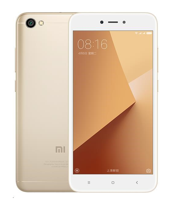Xiaomi Redmi Note 5A Dual SIM 2/16GB Gold