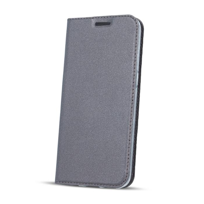 Smart Platinum pouzdro flip Samsung Galaxy Xcover 3 steel
