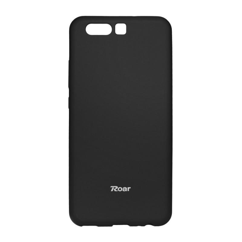 Pouzdro Roar Colorful Jelly Case Huawei P10 Lite black