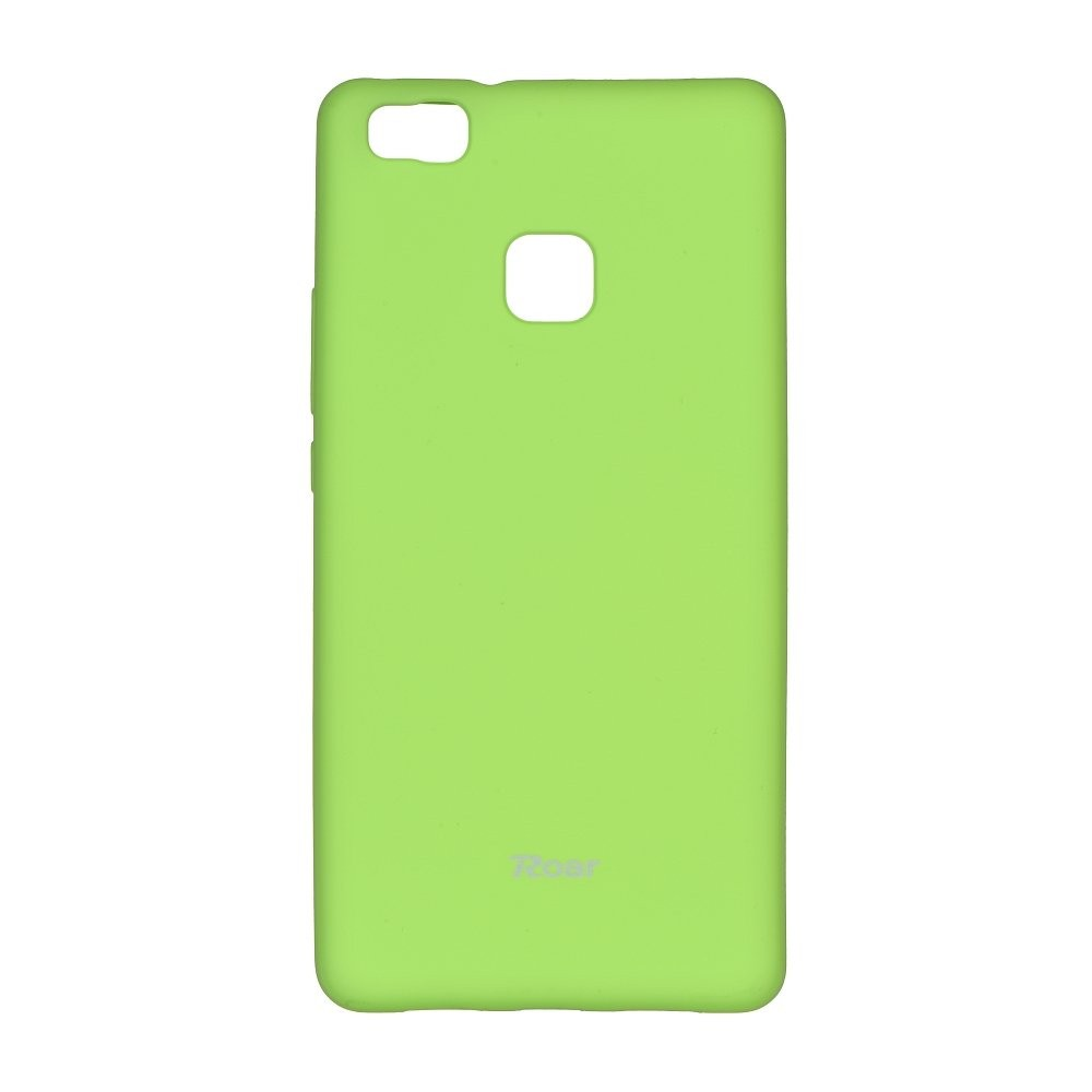 Pouzdro Roar Colorful Jelly Case Nokia 6 2017 lime
