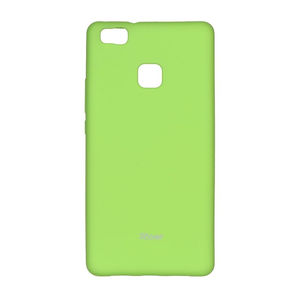 Pouzdro Roar Colorful Jelly Case HTC M10 lime