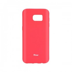 Pouzdro Roar Colorful Jelly Case Honor 7 hot pink