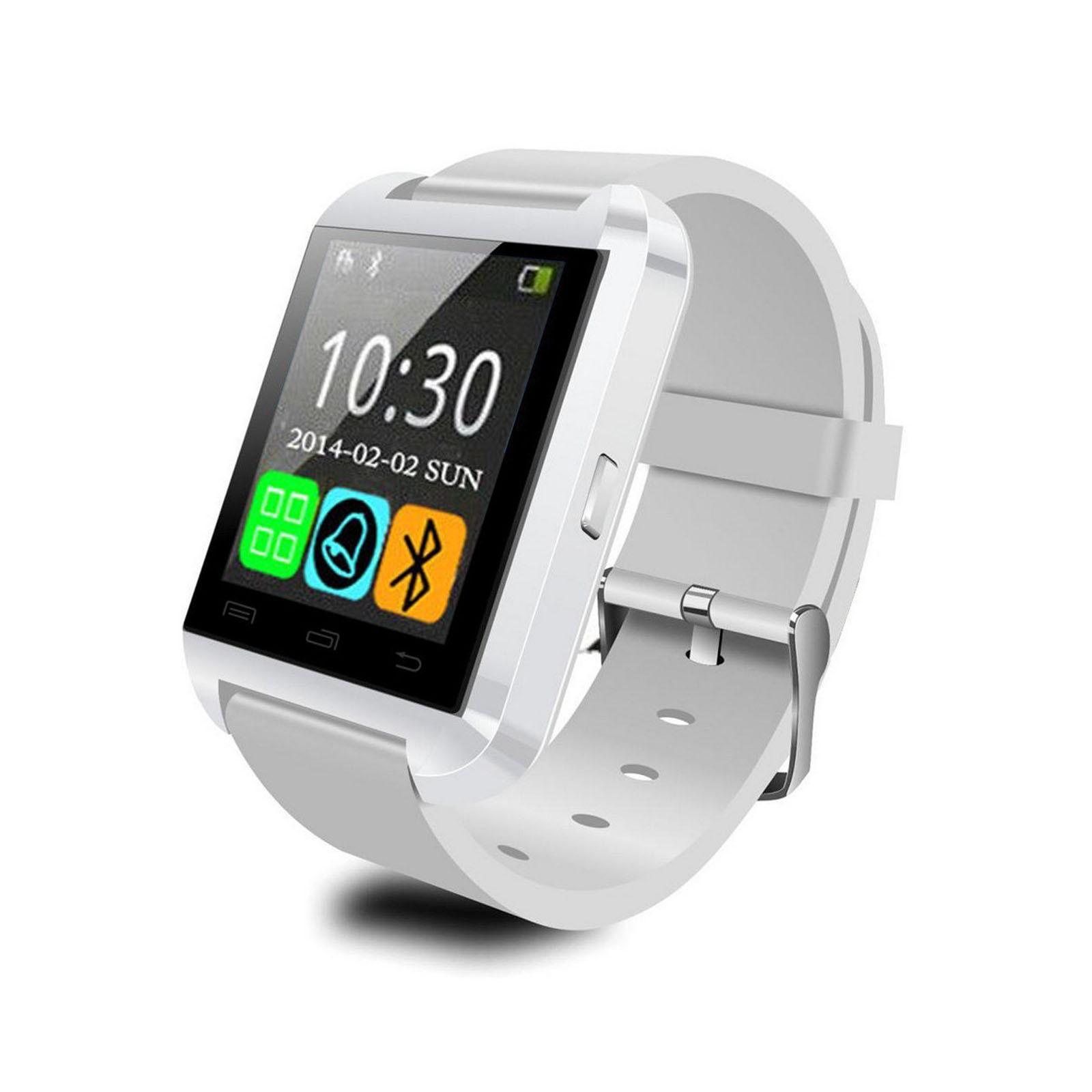 Smart hodinky U8 White