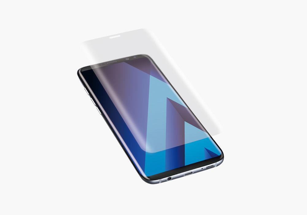 CYGNETT 3D tvrzené sklo pro Samsung Galaxy S8