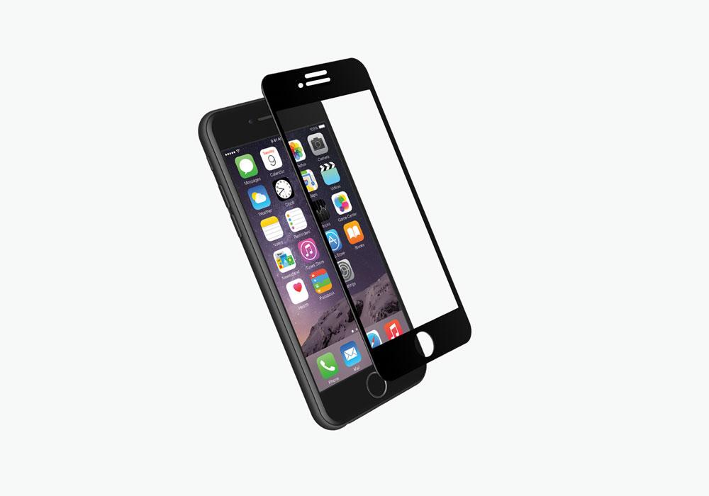 CYGNETT 3D tvrzené sklo pro Apple iPhone 7 black