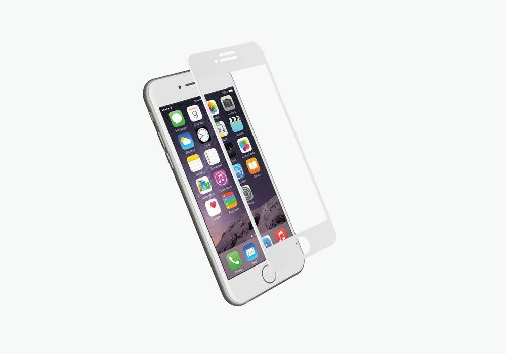 CYGNETT 3D tvrzené sklo pro Apple iPhone 7 Plus white