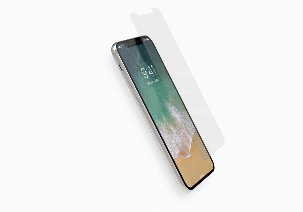 CYGNETT ochranné sklo pro Apple iPhone X