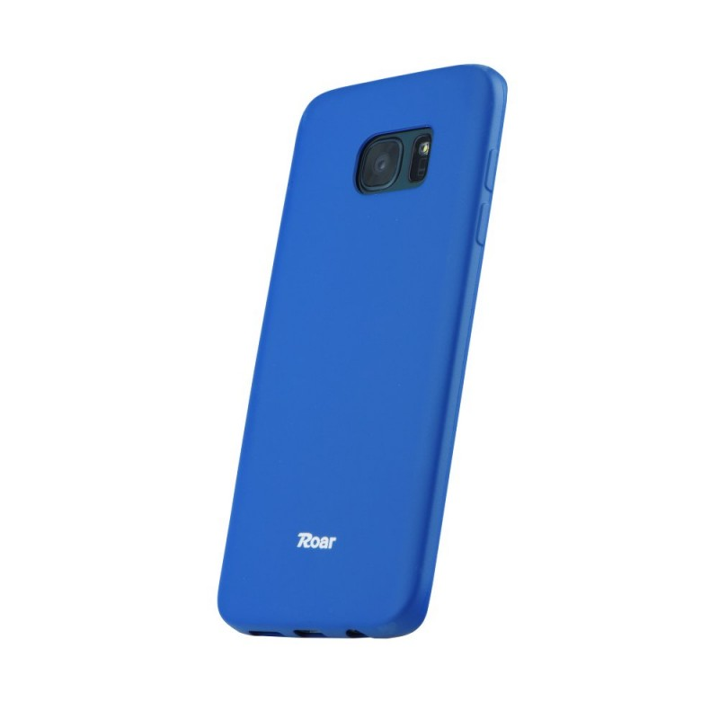 Pouzdro Roar Colorful Jelly Case Microsoft Lumia 640 navy