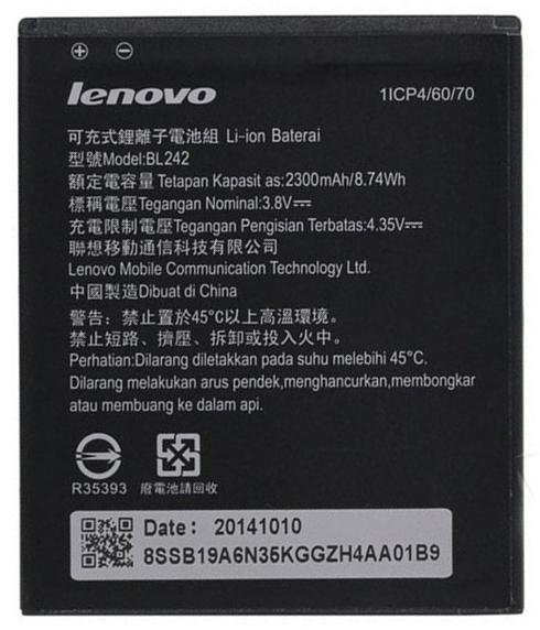 Baterie Lenovo BL270 4000mAh Li-Pol (Bulk)