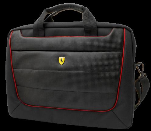 """Ferrari Scuderia Universal FECSS13BK brašna na notebook 13"""" black/red"""