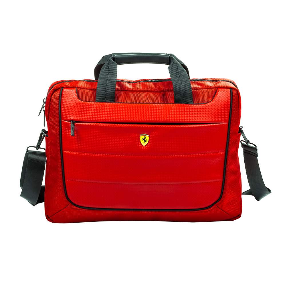 "Ferrari Universal Computer FECB15RE brašna na notebook 15"" red/black"