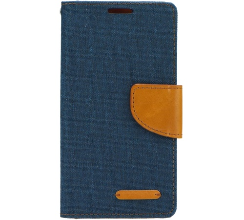 Canvas Diary flipové pouzdro LG G3 Mini navy