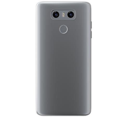 Zadní kryt 3mk NaturalCase LG G6, transparentní bílá