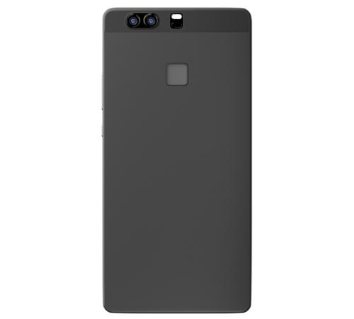 Zadní kryt 3mk NaturalCase Huawei P8 Lite, transparentní černá