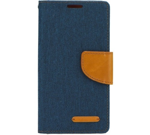Canvas Diary flipové pouzdro Samsung Galaxy Grand Neo navy