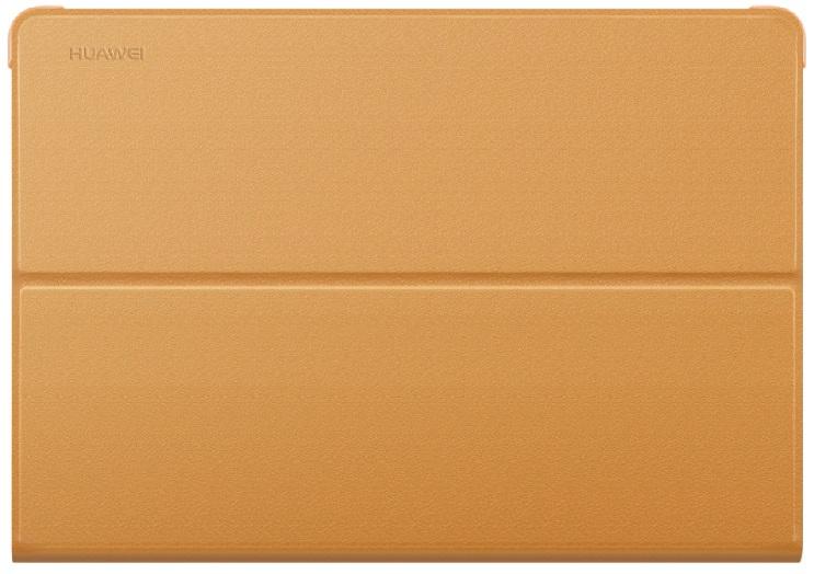 HUAWEI original pouzdro flip Huawei MediaPad M3 lite 10.0 brown