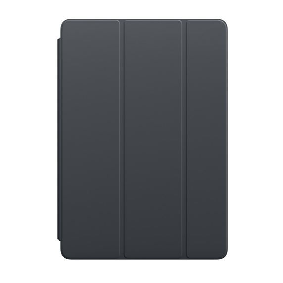 APPLE Leather Smart Cover pouzdro flip Apple iPad Pro 12.9 charcoal gray