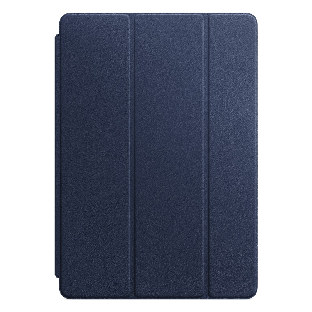 APPLE Leather Smart Cover pouzdro flip Apple iPad Pro 12.9 midnight blue